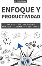 Enfoque y productividad