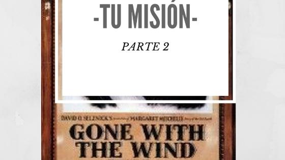 Reto 2020 Organizado #2. Objetivos para el año nuevo: Tu Misión