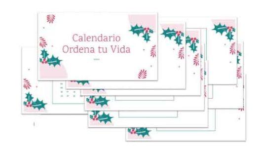 Calendarios 2020 imprimibles pdf